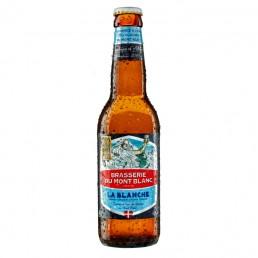 Bière du Mont Blanc Blanche