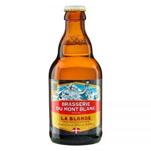 Bière du Mont Blanc Blonde
