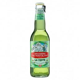 Bière du Mont Blanc Verte