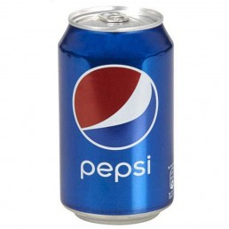 Canette de Pepsi