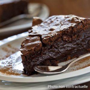 Fondant au chocolat | Restaurant La Maison B à Bourg en Bresse