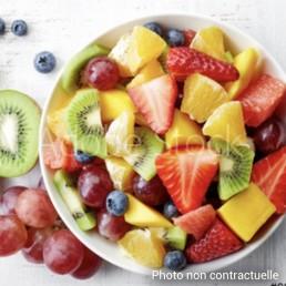 Salade de fruits | Restaurant La Maison B à Bourg en Bresse